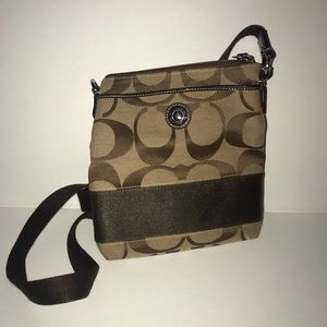 Coach Brand Cross Body Purse